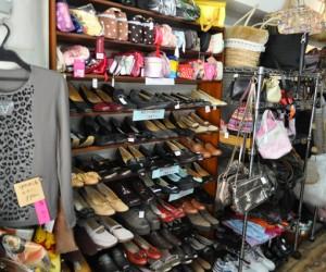 リサイクル・中古ブランド靴もセール中です!